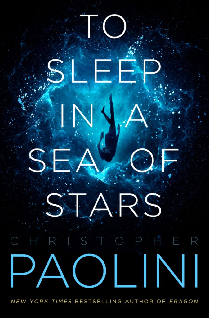 Review: To Sleep in a Sea of Stars, Christopher Paolini